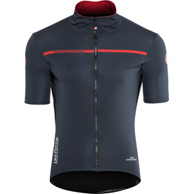 Castelli Perfetto Light 2 Fietsshirt korte mouwen Heren, dark infinity blue